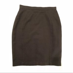 Thierry Mugler high waisted pencil skirt sz 36